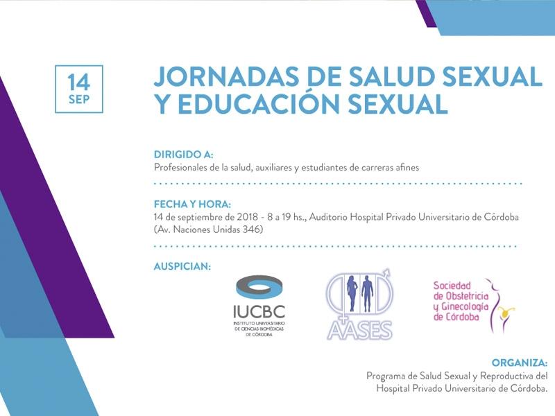 Jornadas de Salud Sexual y Educación Sexual